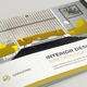 A5 Interior Design Catalog Brochure - GraphicRiver Item for Sale
