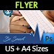 Medical Flyer Template Vol.4 - GraphicRiver Item for Sale