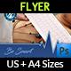 Medical Flyer Template Vol.4 - GraphicRiver Item for Sale