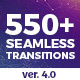 Seamless Transitions for Premiere Pro - VideoHive Item for Sale