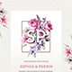 Wedding Invitation Suite - Floral