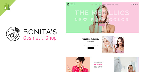 Bonita | Beauty Shopify Theme