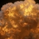 A Realistic Fiery Explosion - VideoHive Item for Sale