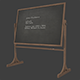 School Blackboard - 3DOcean Item for Sale
