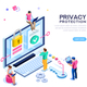 General Data Protection Banner - GraphicRiver Item for Sale