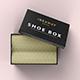 Shoe Box Mockup Set - GraphicRiver Item for Sale