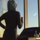 Young Muslim Girl in Hijab Doing Sports on the Treadmill - VideoHive Item for Sale