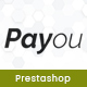 Payou - Responsive Prestashop 1.7 Theme - ThemeForest Item for Sale
