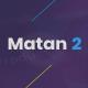 Matan 2 Google Slides - GraphicRiver Item for Sale