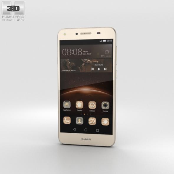 Huawei Y5II Sand Gold
