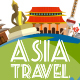Asia Travel - VideoHive Item for Sale