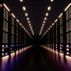 A Huge Data Center with Servers in a Dark Room - VideoHive Item for Sale