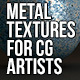 5 Metal Textures for CG Artists Vol 1 - GraphicRiver Item for Sale