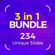Bundle Google Slides 3 in 1 - GraphicRiver Item for Sale
