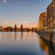 The banks of the river Spree in Berlin - PhotoDune Item for Sale