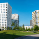 Modern multistory apartment buildings - PhotoDune Item for Sale