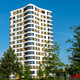Modern high-rise apartment building  - PhotoDune Item for Sale