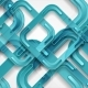 Bright Blue Abstract Tech Geometric - VideoHive Item for Sale