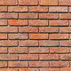 Uniformly red brick wall - PhotoDune Item for Sale