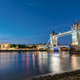 The Tower Bridge and the Tower of London  - PhotoDune Item for Sale