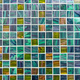Glittering turquoise mosaic tiles - PhotoDune Item for Sale