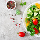 Healthy vegetarian salad of fresh vegetables - PhotoDune Item for Sale