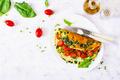 Frittata - italian omelet.  - PhotoDune Item for Sale