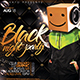 Black Night Party - GraphicRiver Item for Sale