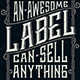 Whiskey label font - GraphicRiver Item for Sale