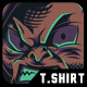 The Bomber T-Shirt Design - GraphicRiver Item for Sale