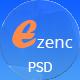 Ezenc  - Creative Digital Agency & Multipurpose PSD Template - ThemeForest Item for Sale