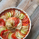 Dish of ratatouille on the wooden table - PhotoDune Item for Sale