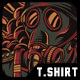 Frontman T-Shirt Design - GraphicRiver Item for Sale