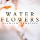 Water Flower Slideshow - VideoHive Item for Sale