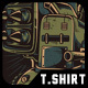 War Machine T-Shirt Design - GraphicRiver Item for Sale