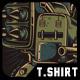 War Machine T-Shirt Design