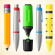 School Tools - GraphicRiver Item for Sale