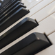Close up of Piano keys - PhotoDune Item for Sale