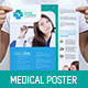 Medical Poster Template - GraphicRiver Item for Sale