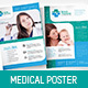 Medical Poster / Flyer Templates - GraphicRiver Item for Sale