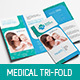 Medical Tri-fold Brochure Template