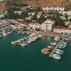 Aerial View of Yachts and Boats - VideoHive Item for Sale