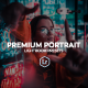 25 Pro Portrait Lightroom Presets