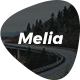 Melia - Personal Portfolio Google Slides - GraphicRiver Item for Sale