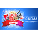 Cinema and Movie Banner - GraphicRiver Item for Sale
