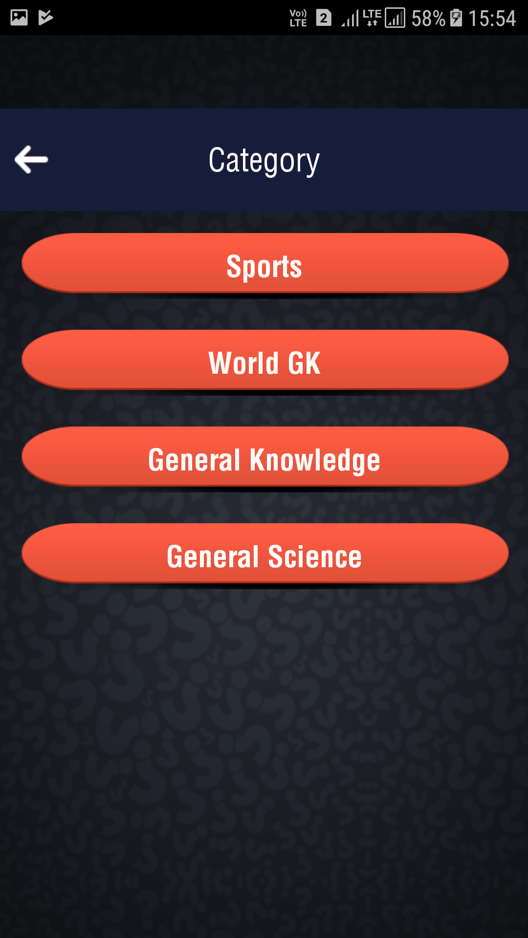 Fortin Quiz Application