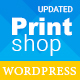 Printshop - WordPress Responsive Printing Theme - ThemeForest Item for Sale