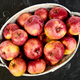 Fresh organic red apples in a basket - PhotoDune Item for Sale