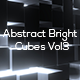 Abstract Bright Cubes Vol3