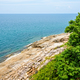 Rocks coastline and sea at Koh Samui - PhotoDune Item for Sale